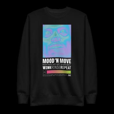 Unisex MOOD N' MOVE Sweatshirt