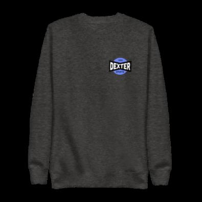 Unisex Sports Charcoal Sweatshirt