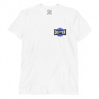 Unisex Dexter Sports White S/S