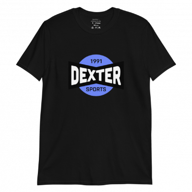 Unisex Dexter Sports Black S/S